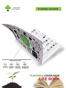 Recyclable Paper LifeBook