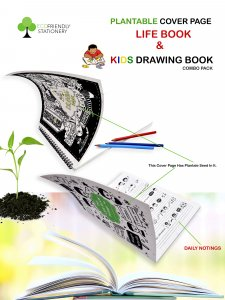 Combo102- Life Book + Drawing Book